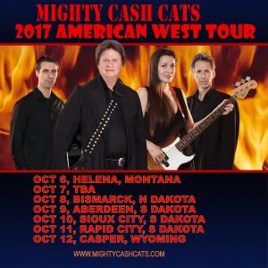 MIGHTY CASH CATS WEST TOUR 11